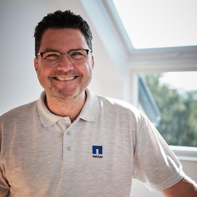 Marc Kleff, Director Solutions Engineering