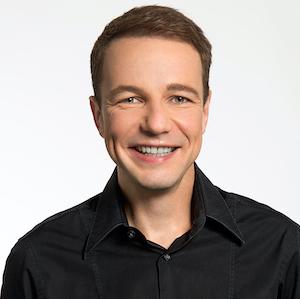 Patrick Theobald, CTO und Gründer