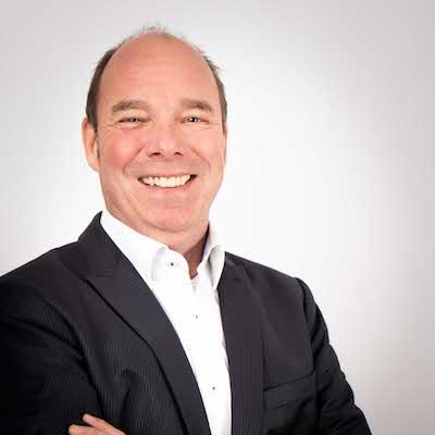 Christian Marhöfer, Regional Director DACH, Nordics and Benelux