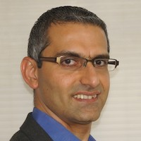 Sanjeev Sharma, Vice President und Global Practice Director for Data Modernization