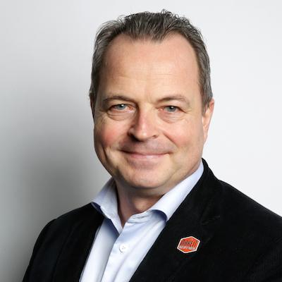 Pieter Van den Broecke, Managing Director Benelux and Germany