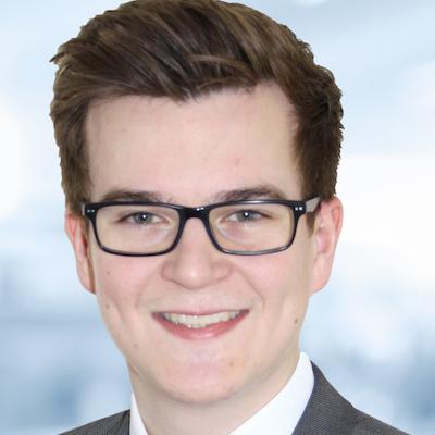 Niklas Bläsing, Practice Head Intelligent Automation CEE