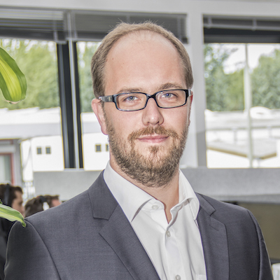 Sebastian Weber, Product Manager