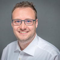 Steffen Ritter , Commercial Director Cybersecurity