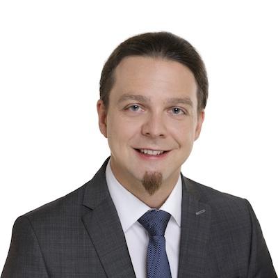 Bernhard Steiner, Director PreSales EMEA Central