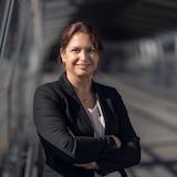 Nadine Riederer, CEO