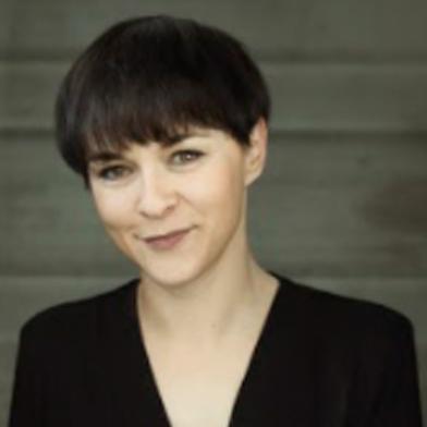 Anna Zarudzka, Gründerin und Co-Geschäftsführerin