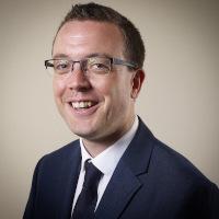 Oliver Cronk, Chief IT Architect