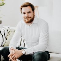 Benedikt Ilg, Gründer und CEO