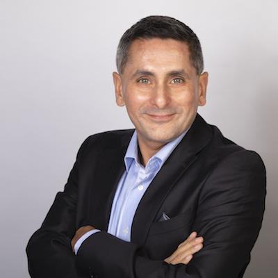 Yogi Chandiramani, VP Solutions Engineering EMEA